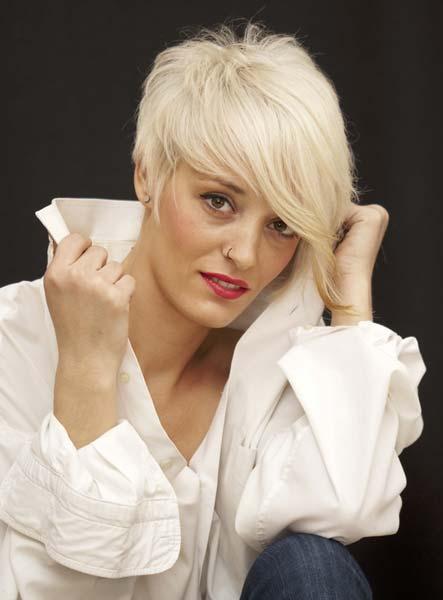 blonde Haarfarbe